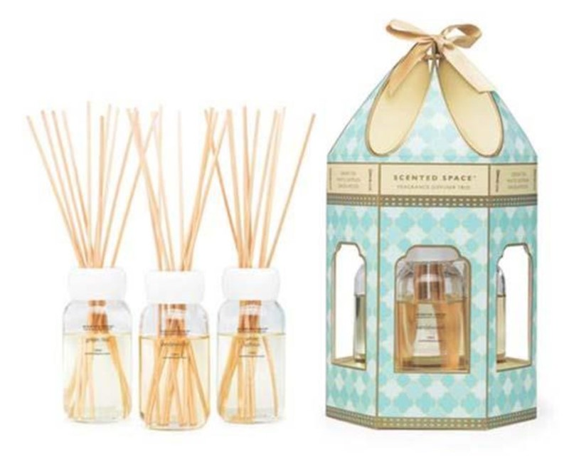 Blue Reed Diffuser Gift Pack