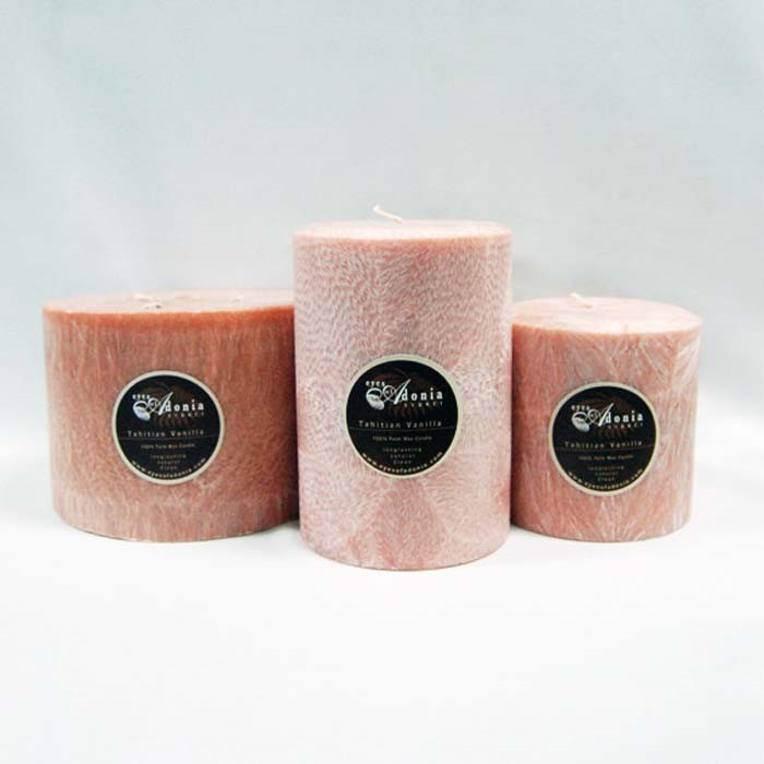 Candles Short Tahitian Vanilla Short