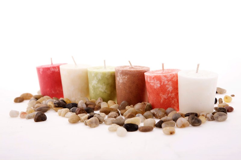Candles Votive Group