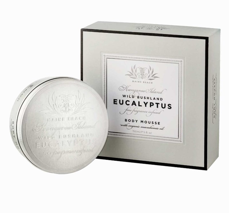 Eucalyptus Body Mousse 150Ml