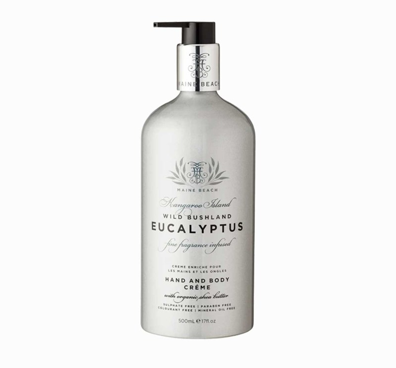 Eucalyptus Hand Body Creme 500Ml