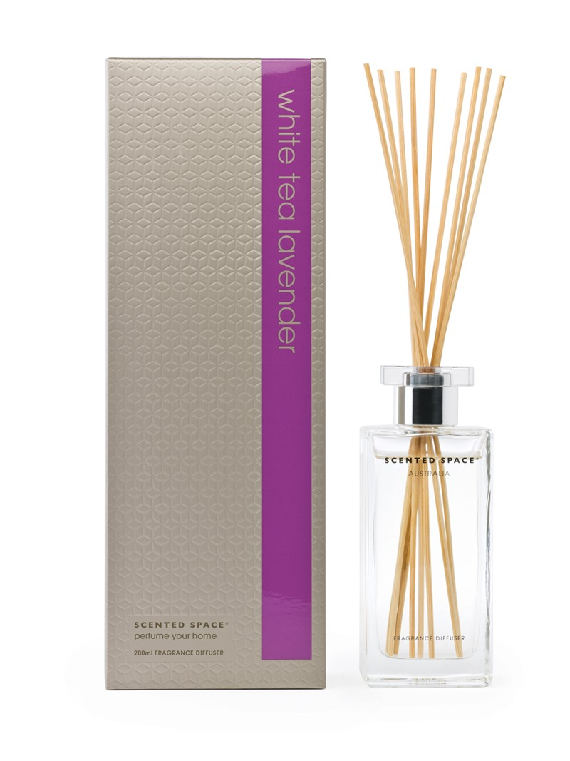 Lavender White Tea Reed Diffuser
