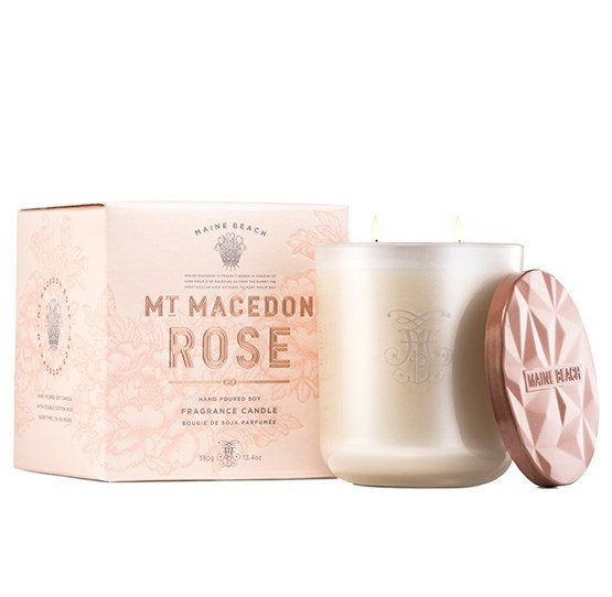 Mt Rose Soy Candle