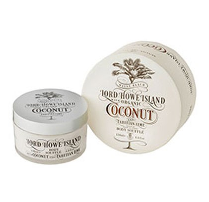 Organic Cl Body Souffle