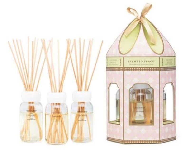 Pink Reed Diffuser Gift Pack