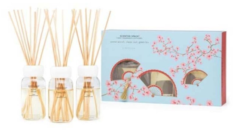 Reed Diffuser Turquise Giftbox