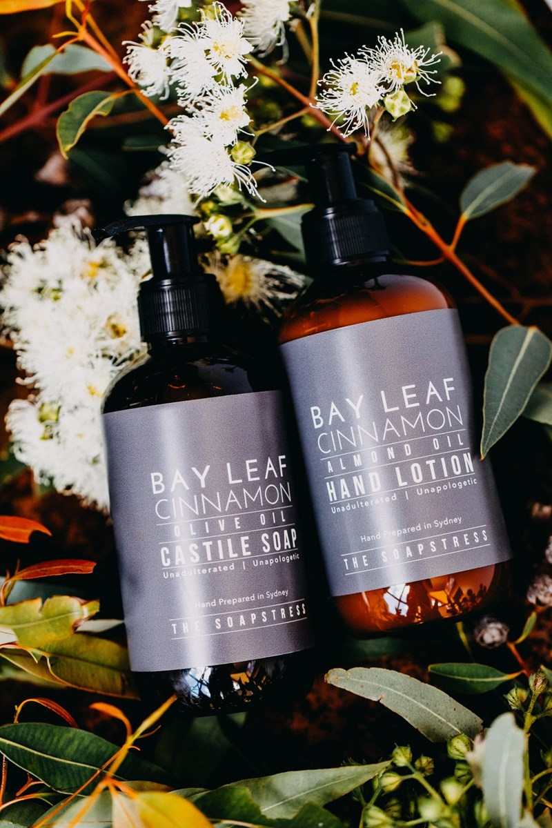 Soap Lotion Combo 250 Ml Bay Leaf And Cinnamon