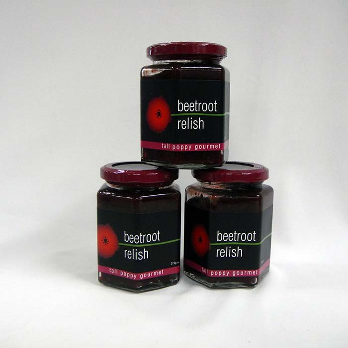 Tall Poppy Beetroot Relish