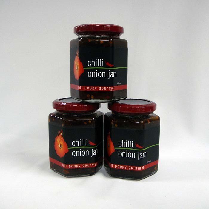Tall Poppy Chilli Onion Jam