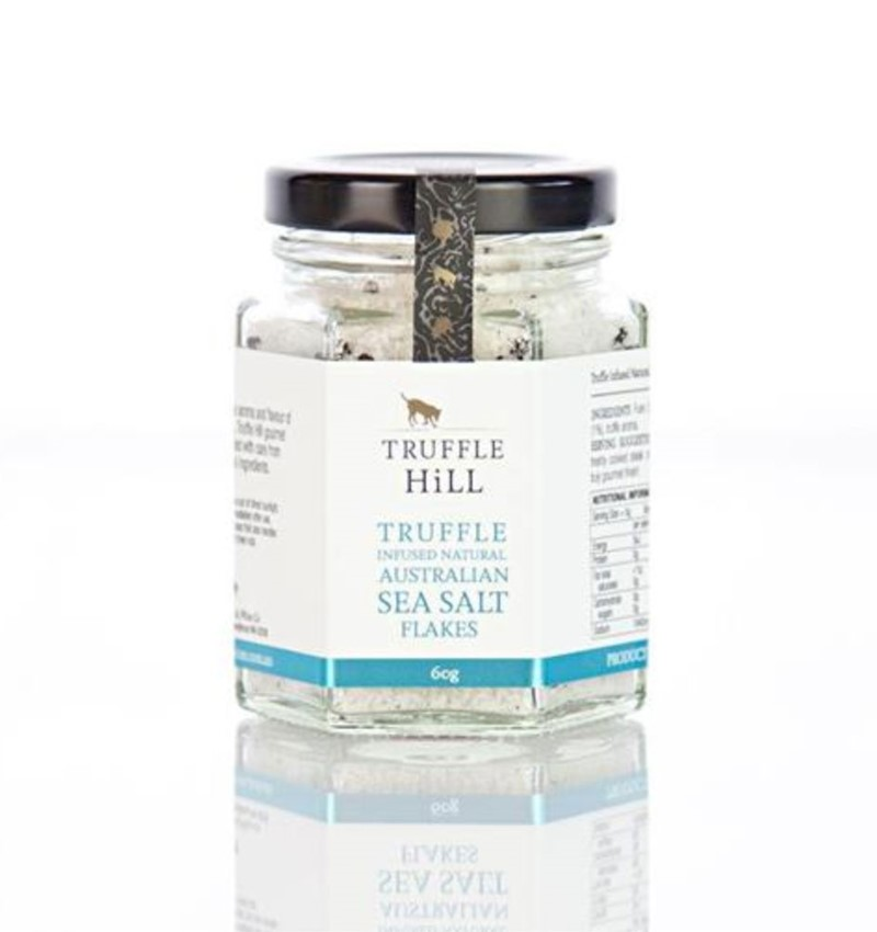 Truffle Infused Natural Australian Sea Salt Flakes