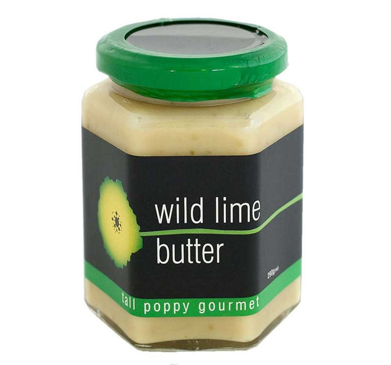 Wild Lime Butter